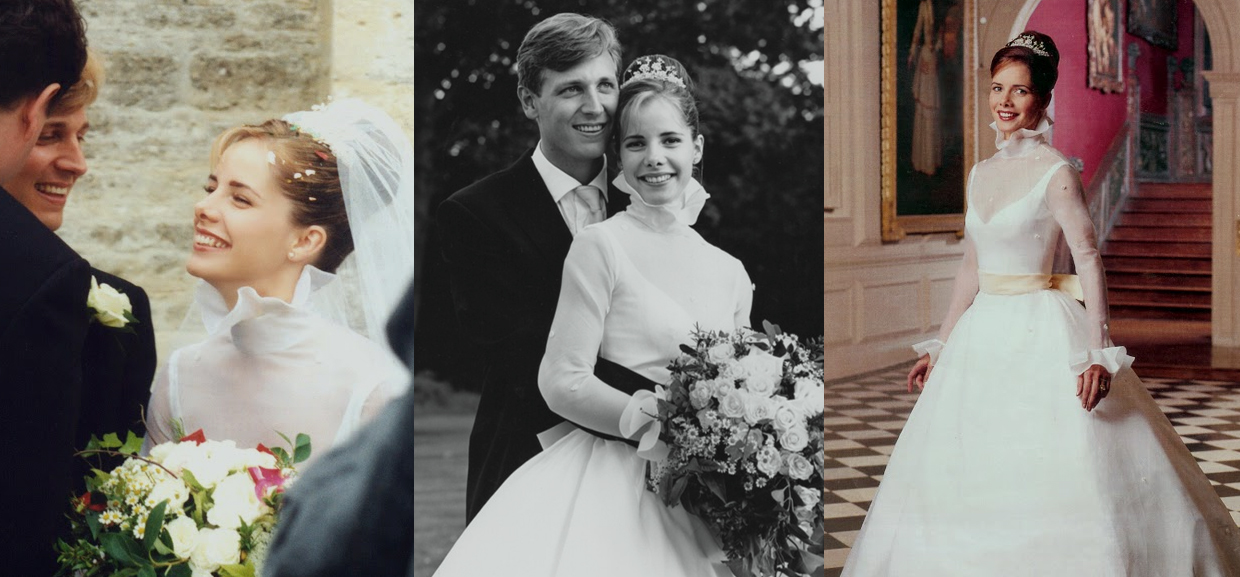 testimonial darcey bussell and angus forbes - Weddings Around The World